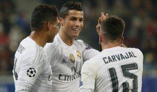 Champions: un pazzo Real si assicura il 1° posto. Promossi Psg, Atletico Madrid e Benfica
