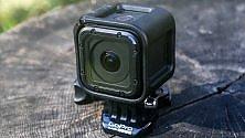La telecamerina non vende più, per GoPro caduta libera in Borsa