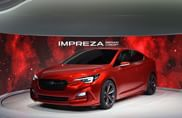 Concept Impreza Sedan, Subaru all'attacco