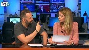"""Fabio Volo: """"Con i social  abbiamo perso le sensazioni''"""