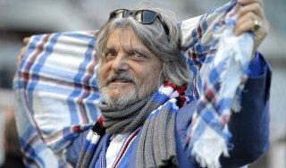Sampdoria, Ferrero dimentica Mihajlovic: ''Montella è il migliore al mondo''