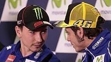 """Lorenzo: """"Tocca a Rossi abbassare la tensione"""""""