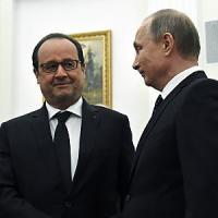 "Is, Putin a Hollande: ""Pronti a cooperare con Parigi"". Merkel, Germania invia Tornado"