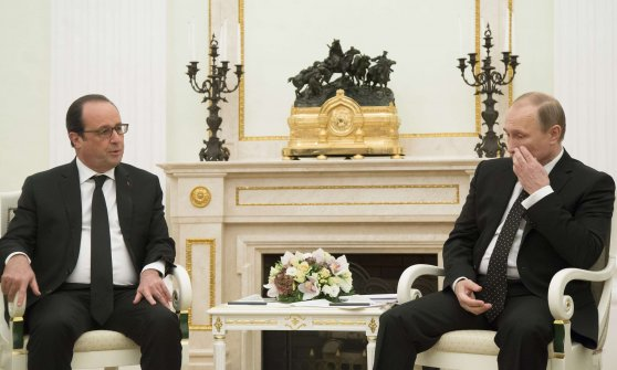 "Putin a Hollande: ""Pronti a cooperare contro l'Is"". Germania invia Tornado in Siria e Iraq"
