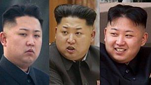 """La dittatura dell'acconciatura Kim Jong un: """"2cm, come i miei"""""""