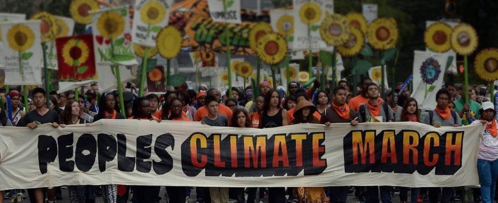 Un milione in piazza per il clima, manifestazioni a Roma e in 150 paesi