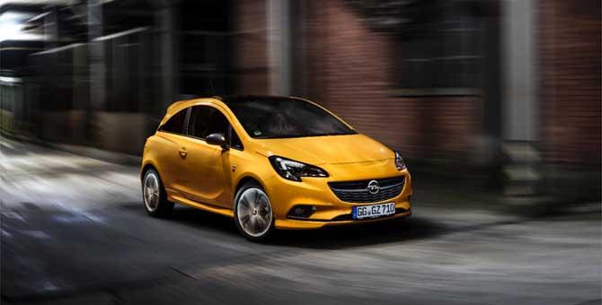 Opel Corsa a tutto infotainment e connettività