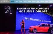 Peugeot eMotion ecco il numero autunnale