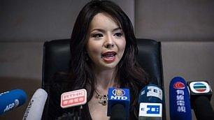 La modella dei diritti umani la Cina nega il visto ad Anastasia