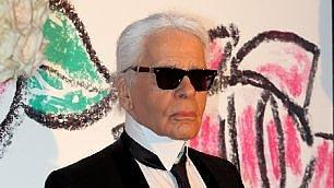 Il lusso di Karl Lagerfeld e gli angeli di Madsen