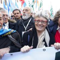 Sfila il pubblico impiego: in piazza a Roma Cgil, Cisl e U