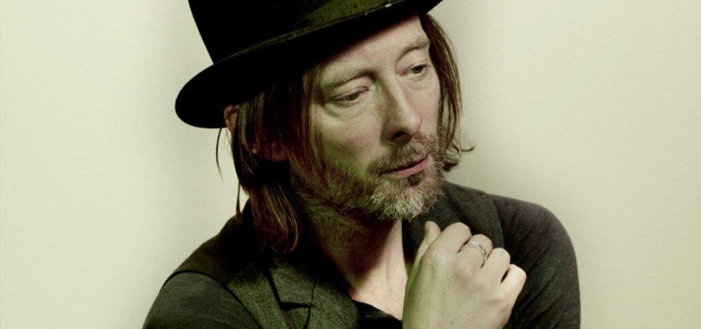 """Thom Yorke, non solo Radiohead: """"Presto suonerò a Parigi"""""""