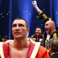 Boxe, Mondiale massimi: il gigante Fury è campione, finisce l'era di Klitschko