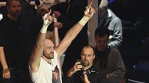 Il gigante Fury nella Storia  finisce l'era Klitschko   foto