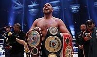 Il gigante Fury è campione  finisce l'era di Klitschko   ft