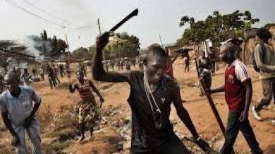 """Repubblica Centrafricana,   nuova ondata di omicidi sommari  Hrw :""""Il Papa denunci  i massacri"""""""