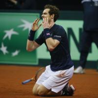 Tennis, Davis: Murray a segno, la Gran Bretagna trionfa dopo 79 anni