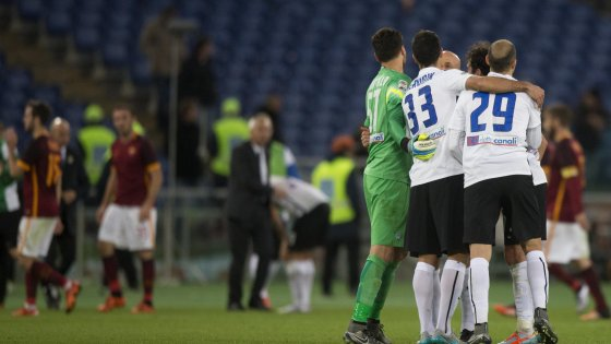 Roma-Atalanta 0-2, Gomez e Denis affondano i giallorossi