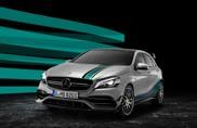 Mercedes AMG Petronas, dov'è la pista?