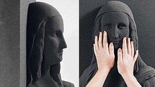 Gioconda, capolavoro in 3D l'arte tradotta per non vedenti