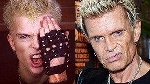 Auguri a Billy Idol: 60 anni  Il ribelle del rock ieri e oggi