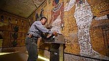 Tomba Tutankhamon, dal radar  la conferma della porta segreta