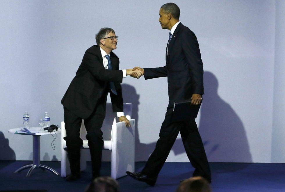Cop21, Barack Obama e Bill Gates: su Twitter dialogo sull'energia rinnovabile