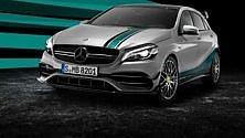Mercedes AMG Petronas dov'è la pista?