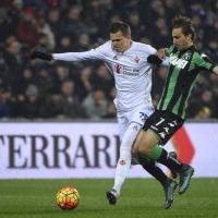 Sassuolo-Fiorentina, il film della partita