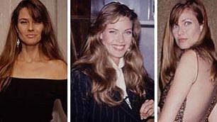 Carol Alt, infinita eleganza 'The face' compie 55 anni