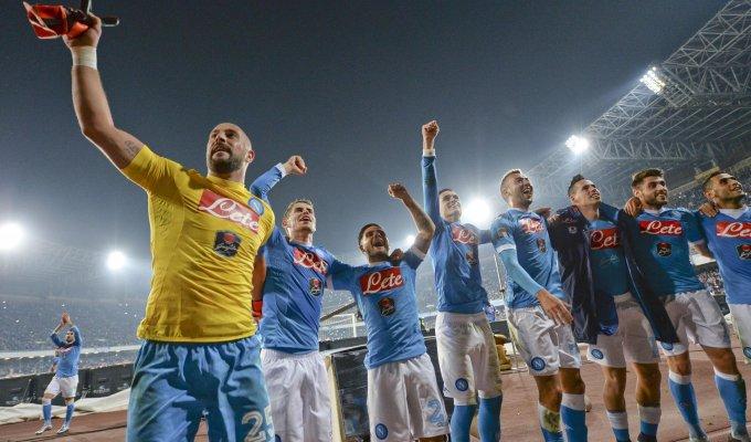 Higuain 'sorpassa' l'Inter, Napoli in testa   foto