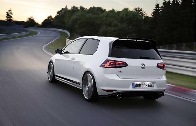 Volkswagen Golf Gti Clubsport, tutto pronto per il debutto