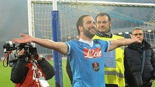 Higuain come Maradona   Gol   Napoli primo 25 anni dopo