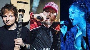 Jovanotti, Drake, Rihanna Il 2015 secondo Spotify
