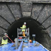 Londra, si riprende Islinton Tunnel: ispezionati 4 milioni di mattoncini dell'800
