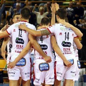 Volley, Champions: Trento-Tours è il clou. Lube e Modena da primato