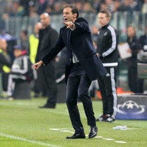 """Juventus, Allegri: """"Siamo tornati ma ancora la strada è lunga"""""""