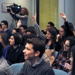 Dai blog ai consumi etnici : le domande degli studenti