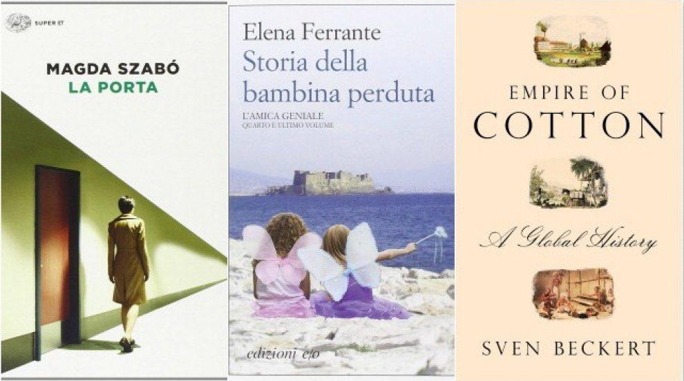 New York Times, Elena Ferrate tra i dieci libri dell'anno