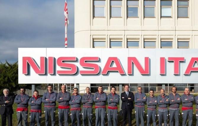 Nissan Italia si conferma magazzino più produttivo d'Europa
