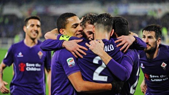Fiorentina-Udinese 3-0, il tris vale il sorpasso sul Napoli