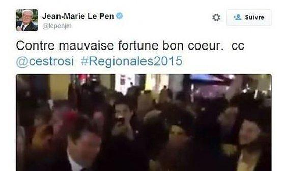 """Francia, Front National primo in 6 regioni. Marine Le Pen: """"Siamo il primo partito"""""""