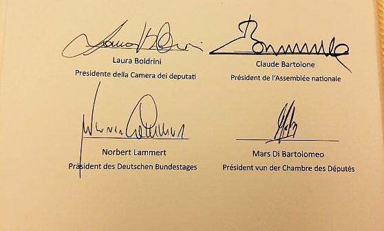 Ue: dal terrorismo ai rifugiati al clima, Boldrini a Bruxelles per documento su integrazione