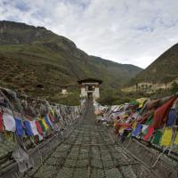 Immagini dal Bhutan, il Paese più verde del mondo