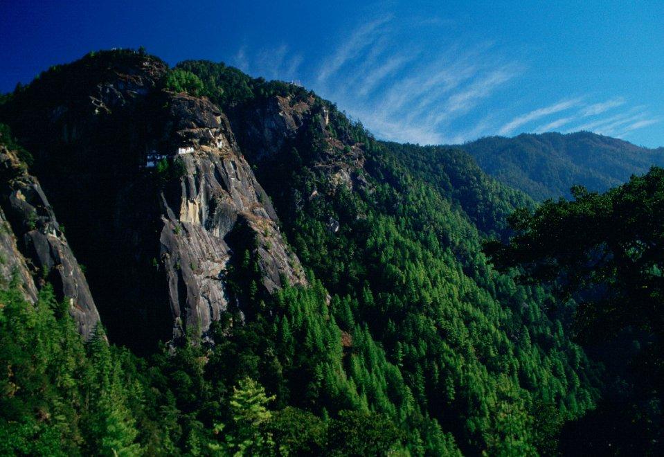 Immagini dal bhutan il paese pi verde del mondo for Il verde mondo