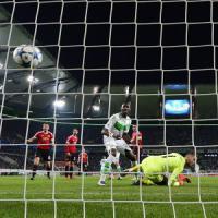 Champions league: il Wolfsburg elimina lo United, Real Madrid e Ronaldo da record