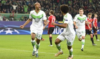 Champions league: il Wolfsburg elimina lo United, Real Madrid e Ronaldo da record