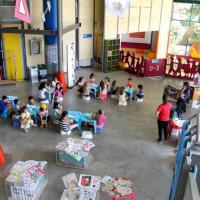 Green Cross, bambini a scuola di cambiamento climatico