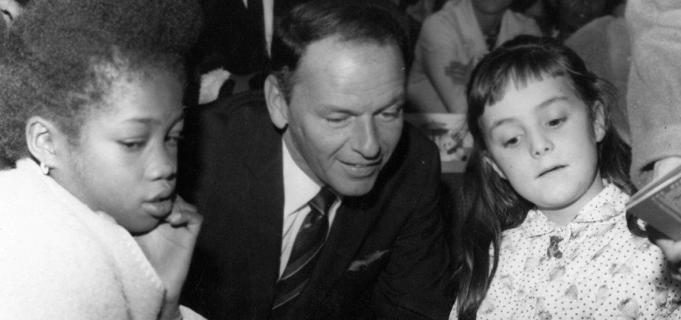 #Sinatra100, il secolo di The Voice. Più di tutti e prima di tutti