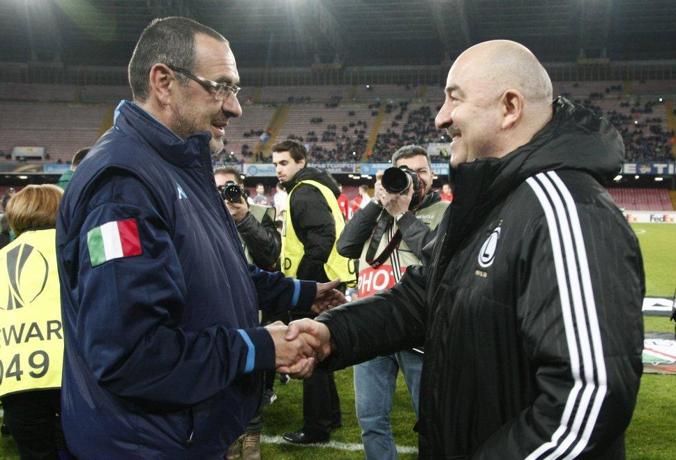 Napoli-Legia, il film della partita